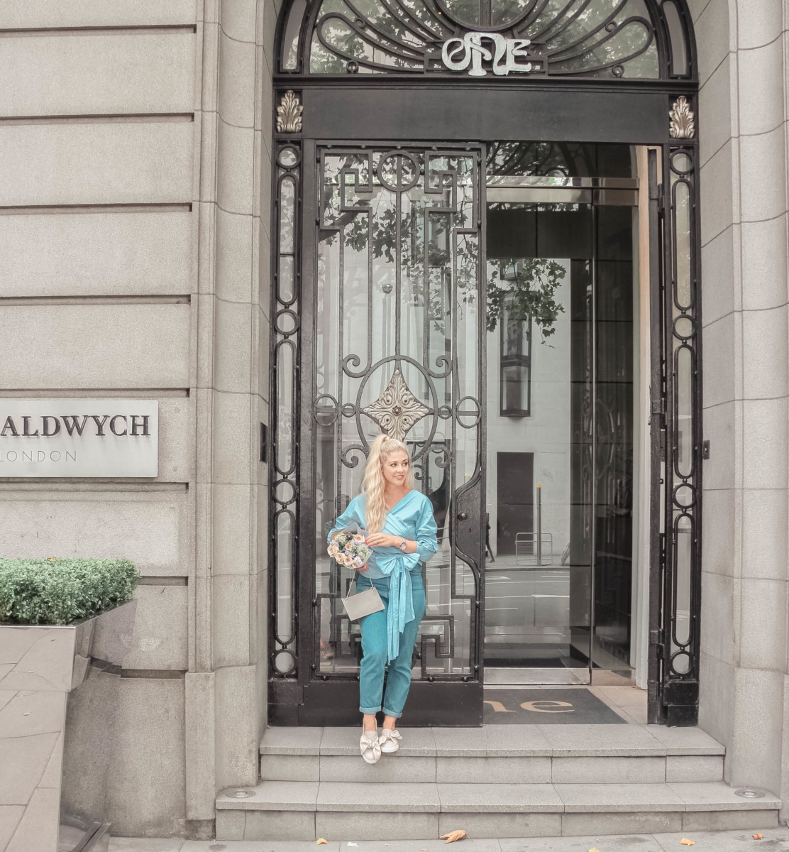 SUMMER IN THE CITY : A STAY AT ONE ALDWYCH | the belle abroad